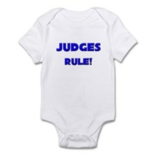 Judges Rule! Infant Bodysuit