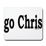 go Chris Mousepad