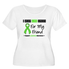 IWearLimeGreen (Friend) T-Shirt