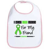 IWearLimeGreen (Friend) Bib