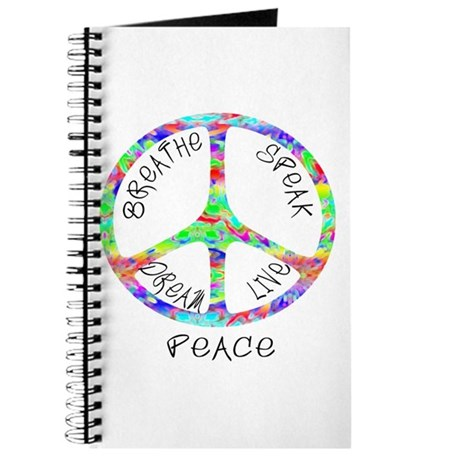 Live Peace Journal