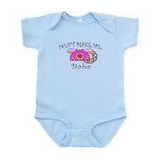 Call Baba Girl Infant Bodysuit