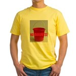 No Bailouts! Yellow T-Shirt