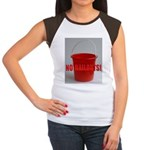 No Bailouts! Women's Cap Sleeve T-Shirt