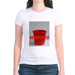 No Bailouts! Jr. Ringer T-Shirt