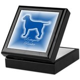 Portuguese Pointer Keepsake Box