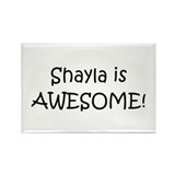 Shayla Rectangle Magnet (100 pack)