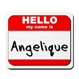 Hello my name is Angelique Mousepad