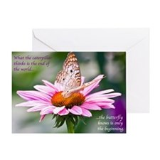 Butterfly Inspirational Card