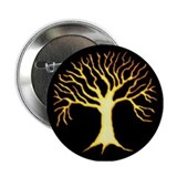 "Hollow Tree 2.25"" Button"