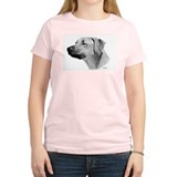 Rhodesian Ridgeback Drawing T-Shirt