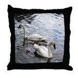 Majestic Family Throw Pillow