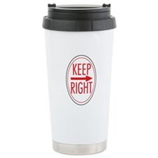 Keep Right Travel Mug