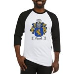 Piazzola Family Crest Baseball Jersey