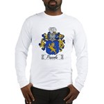 Piazzola Family Crest Long Sleeve T-Shirt