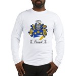 Piccardi Family Crest Long Sleeve T-Shirt