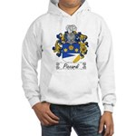Piccardi Family Crest Hooded Sweatshirt