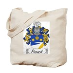 Piccardi Family Crest Tote Bag