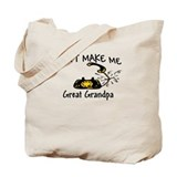 Call Great Grandpa Boy Tote Bag