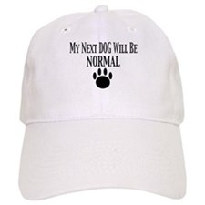 Next Dog Normal Baseball Cap