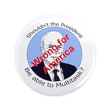 """McCain 3.5"""" Button (100 pack)"""