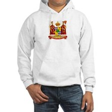 Hawaii Coat of Arms Hoodie