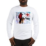 Mt Hood Search and Rescue Long Sleeve T-Shirt