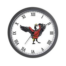 Unique Rcmp Wall Clock