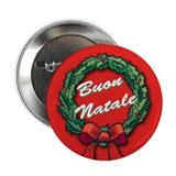 "Buon natale 2.25"" Button (10 pack)"