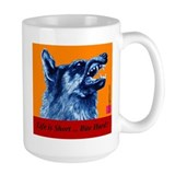 Unique Wolf fang Mug