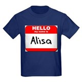 Hello my name is Alisa T