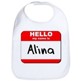 Hello my name is Alina Bib