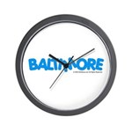Baltimore, MD Wall Clock