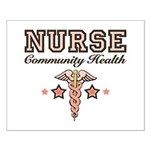 Community Health Nurse Small Poster