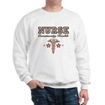 Community Health Nurse Sweatshirt