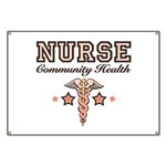 Community Health Nurse Banner