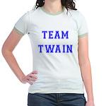 Team Twain Jr. Ringer T-Shirt