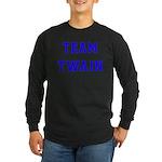 Team Twain Long Sleeve Dark T-Shirt