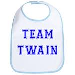 Team Twain Bib