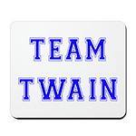 Team Twain Mousepad