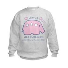 Wittle Weepublican Sweatshirt