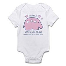 Wittle Weepublican Infant Bodysuit