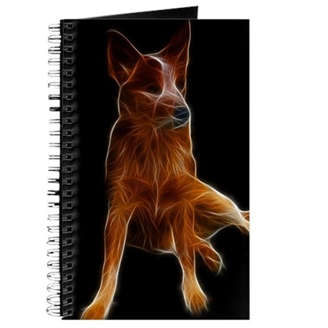 Cattle Dog Fractal Journal