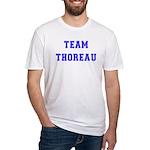 Team Thoreau Fitted T-Shirt