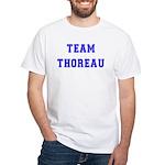 Team Thoreau White T-Shirt