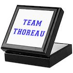 Team Thoreau Keepsake Box