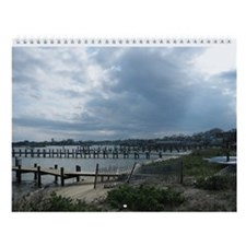 Skies over Martha's Vineyard Wall Calendar
