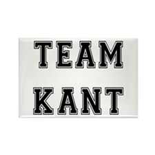 Team Kant Rectangle Magnet