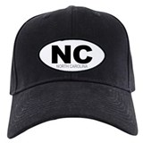 'NORTH CAROLINA' Baseball Hat