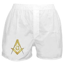 Unique Masonic symbol Boxer Shorts